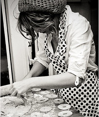 Jennifer Esposito Baking
