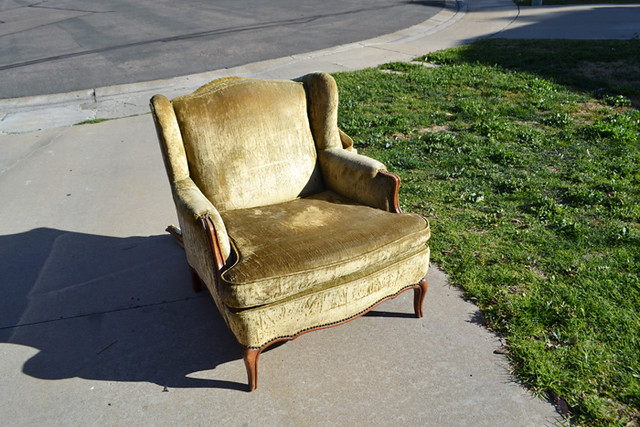 Wingback Chair Upholstery