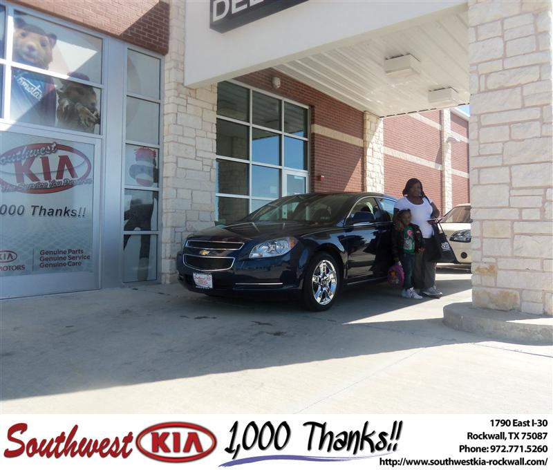 Southwest Kia Rockwall >> Southwest Kia Rockwall Texas Customer Reviews And Testimon