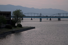 Kyoto,石山,瀨田川