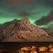 Norway. Northern lights. by richard.mcmanus.