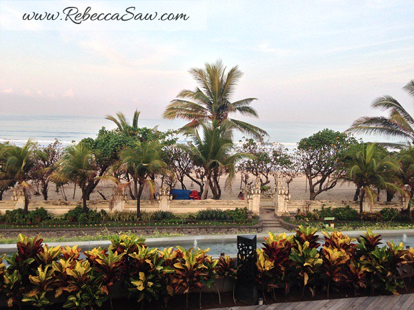 sheraton bali kuta resort - beach