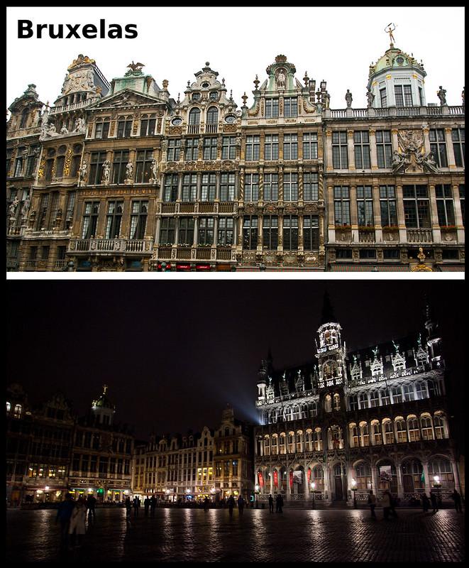 Grote Markt, Bruxelas