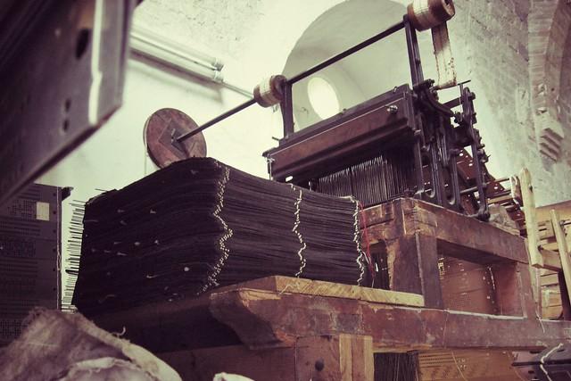 brozzetti italian textiles jaquard plates