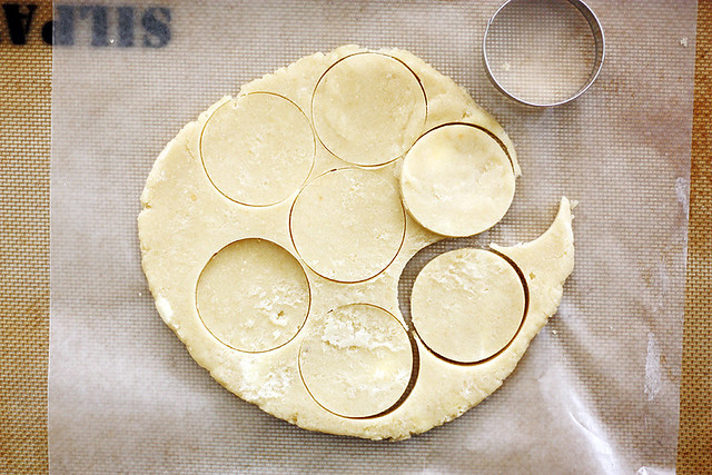 dough circles