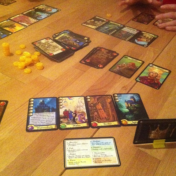 Citadels. Hail to the king!