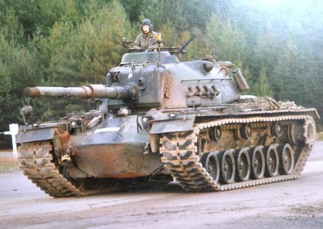 Kampfpanzer M48 A2 GA 2
