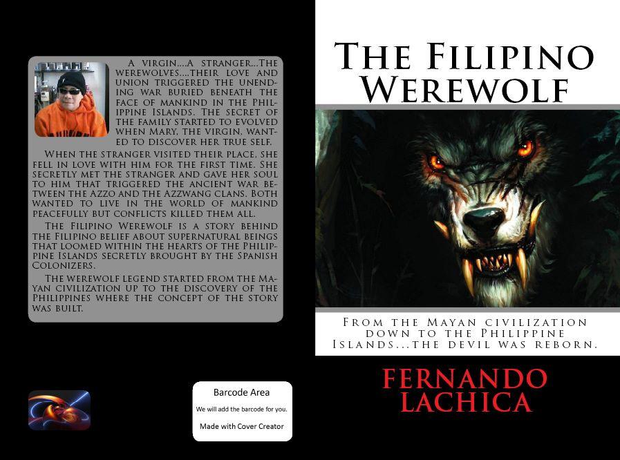The Filipino Werewolf Book Cover