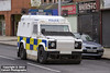 PSNI / POLICE / Land Rover Tangi / Tactical Support Group by Calvert Photography