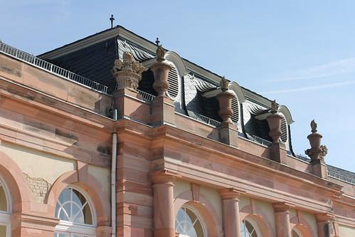 2013.03.09.222 - SCHWETZINGEN - Schwetzinger Schlossgarten - Nördlicher Zirkelbau