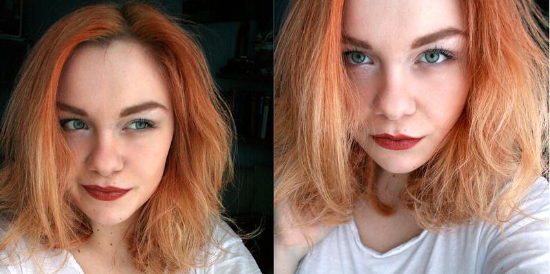 blonde peachh