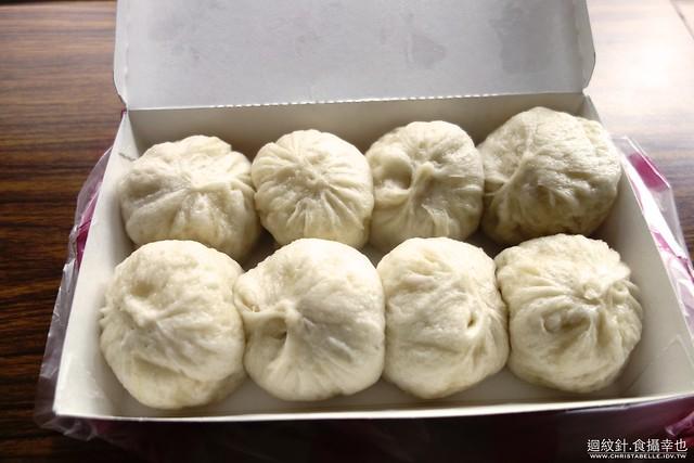 龍城市場上海小籠包與羹麵
