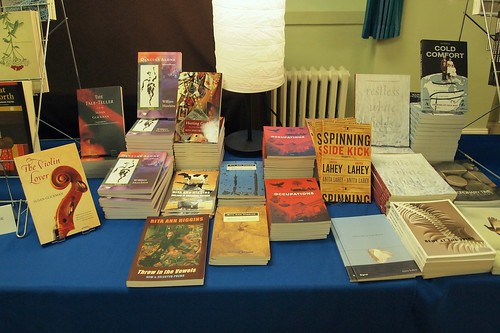 book tables