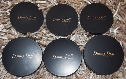 Dainty Doll Blushers