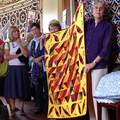 Margaret Rolfe by Scrappy quilts