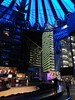 Night at Sony Center