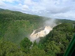Barron Falls (バロン滝)