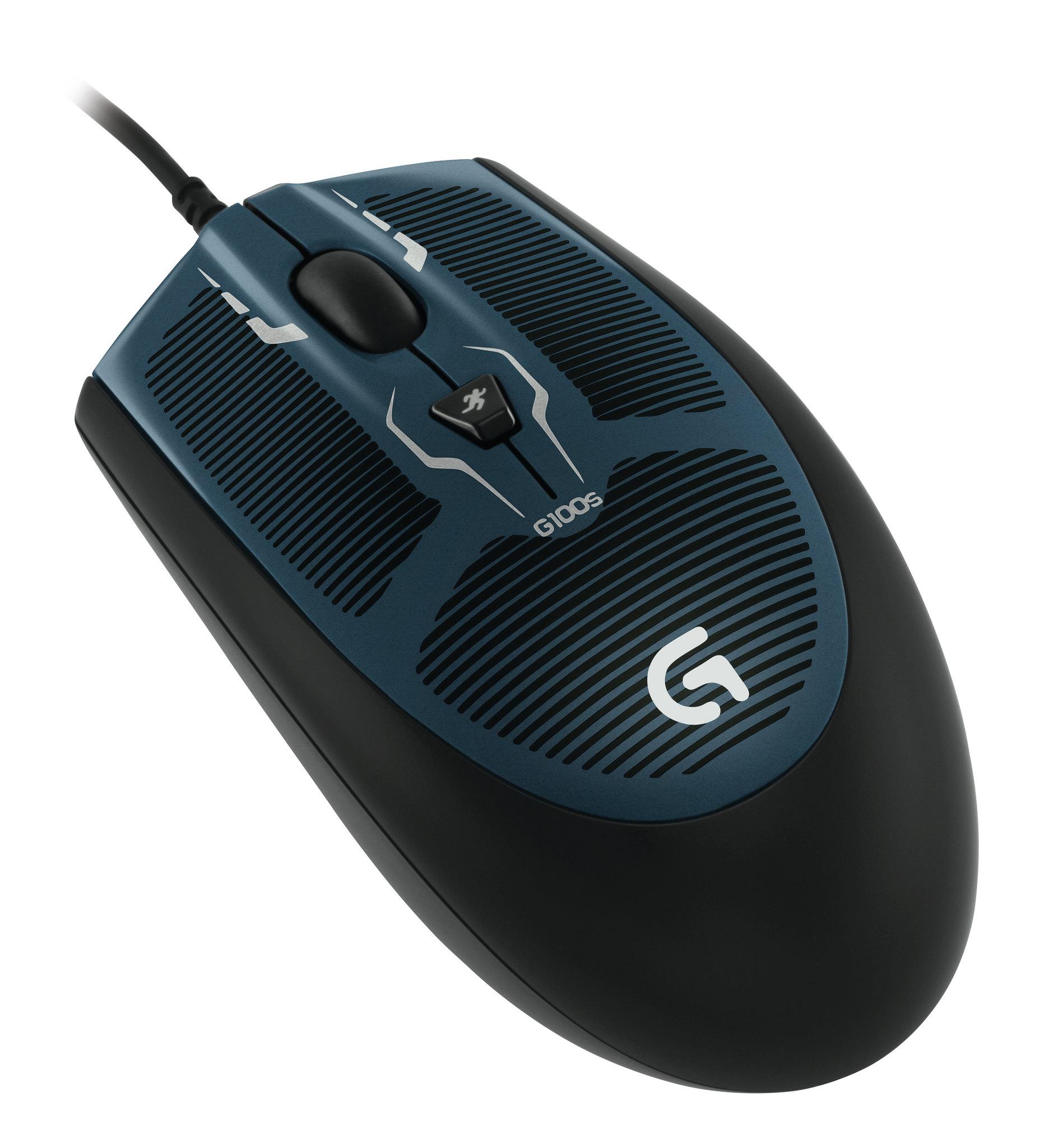 【速報】ロジクールがマウスのデザインを一新、キモオタ仕様に G700の後継機も