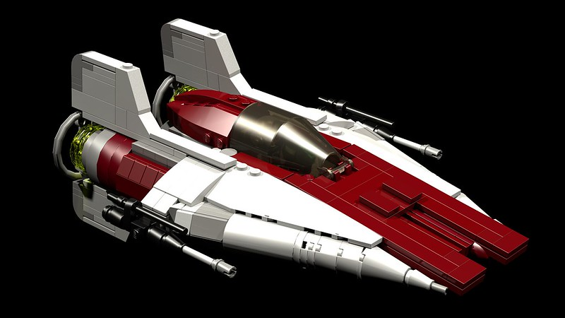 A-wing, by krispy