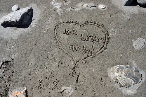 Ich liebe dich! by kewl