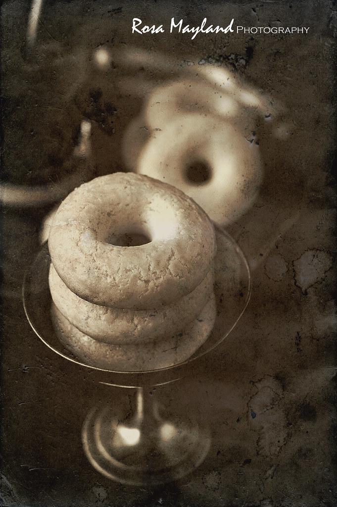 Algerian Cookies B&W 1 7 bis