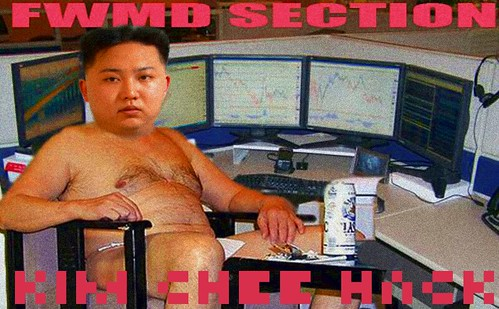 KIM CHEE HACK by Colonel Flick/WilliamBanzai7