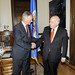 Secretary General Receives European Union Director for the Americas