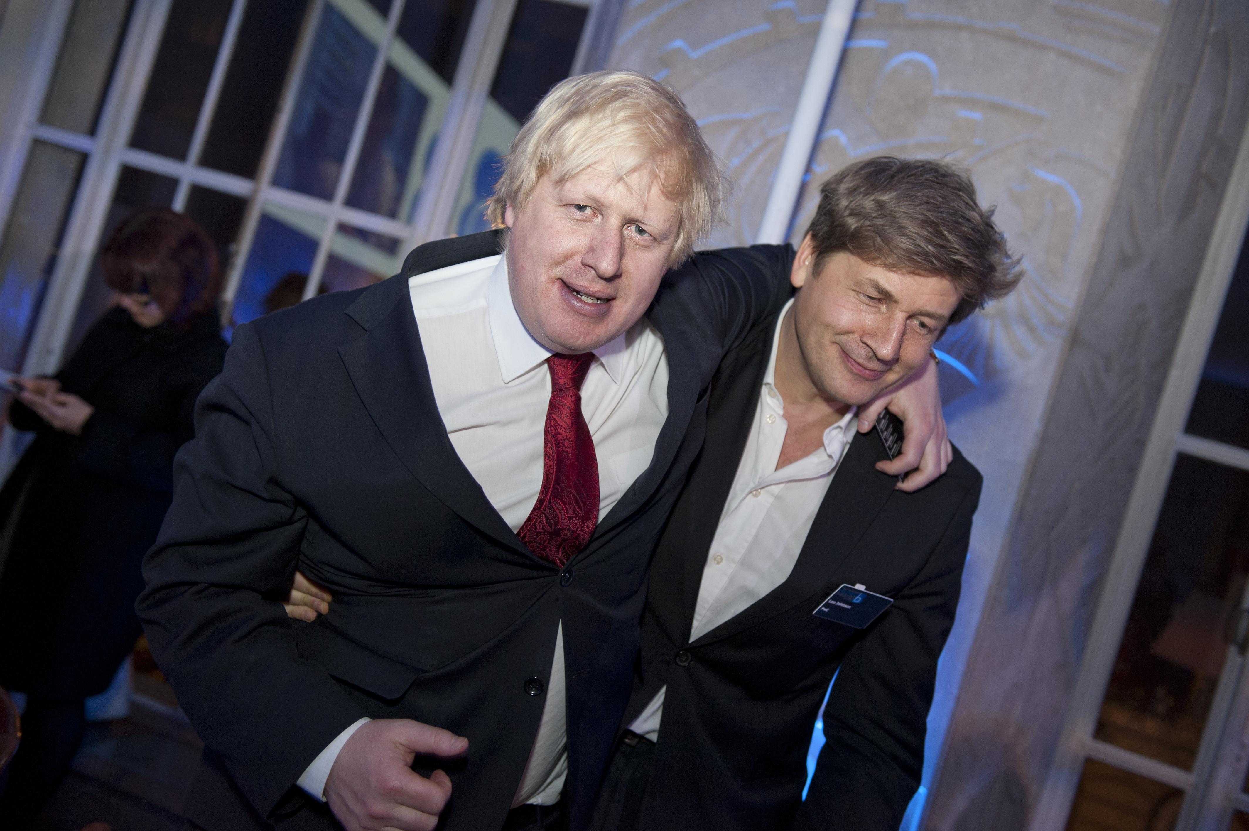 Boris Johnson Garden Bridge