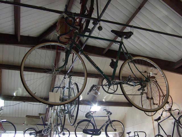 Cycling Museum Drumlanrig Castle