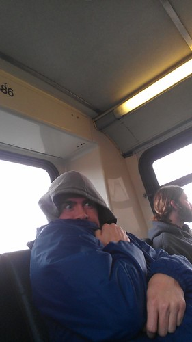Bus creeper by christopher575