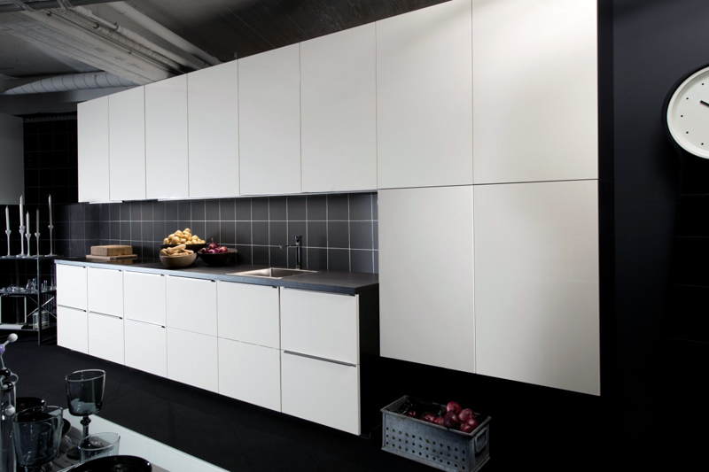 Ikea recently debuted some of their new kitchen designs and they are