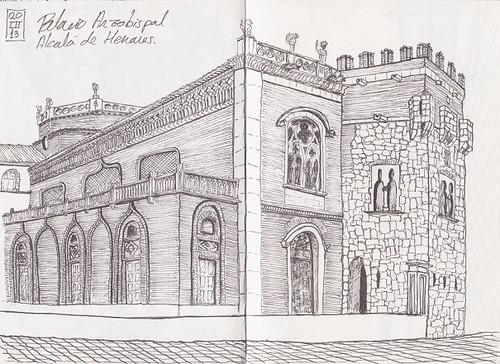 Palacio Arzobispal - Alcalá de Henares