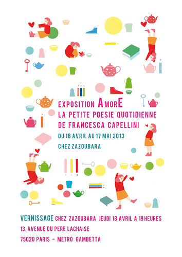 My Exhibition chez Aazoubara by la casa a pois