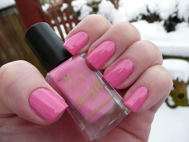 barry m bright pink