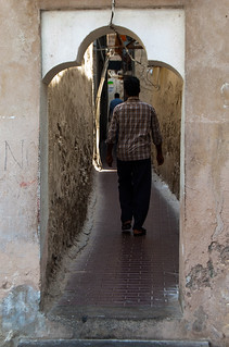 Petit passage dans le vieux Dubai