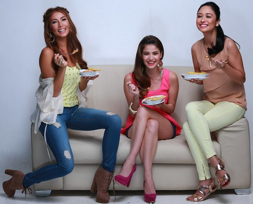 Solenn, Anne & Kelly for Greenwich