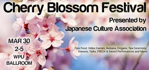 JSA Cherry Blossom Festival