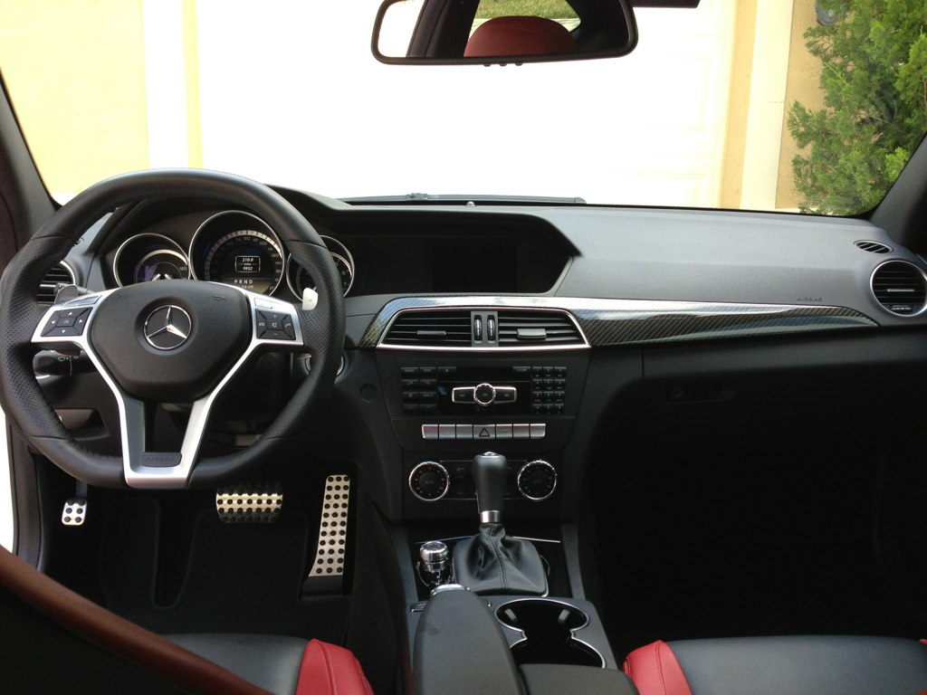 2012 BMW 750Li >> Carbon fiber trim - MBWorld.org Forums