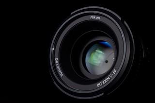 50mm 1.8G objectif nikon