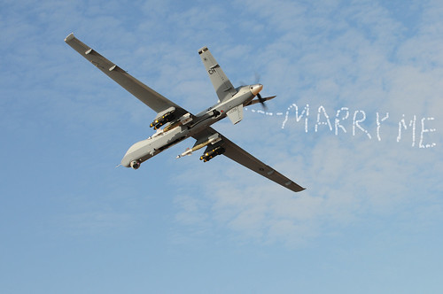 Marry Me Drone