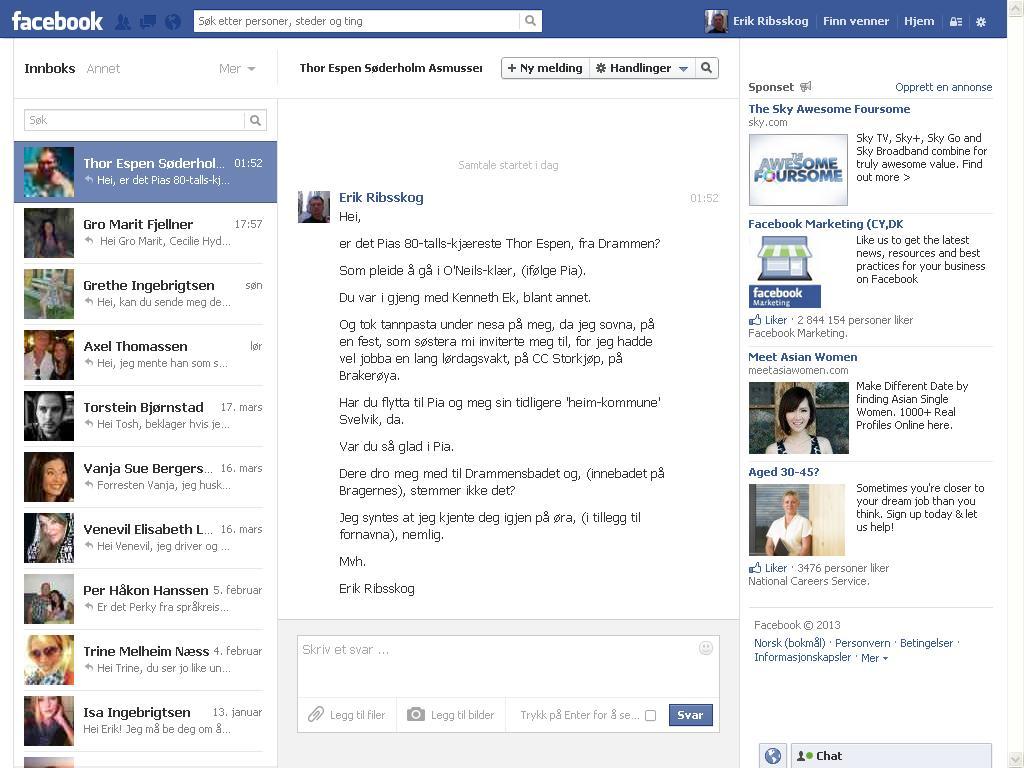 thor espen facebook melding