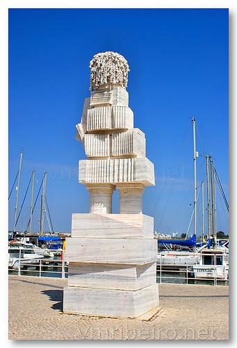 Estátua do Marquês de Pombal (João Cutileiro) by VRfoto