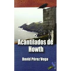 David Pérez Vega Acantilados de Howth Portada libro