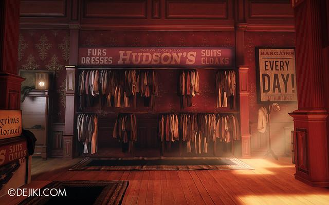 BioShock Infinite - Hudsons
