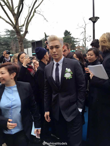 TOP - Dior Homme Fashion Show - 23jan2016 - FashionModels - 01