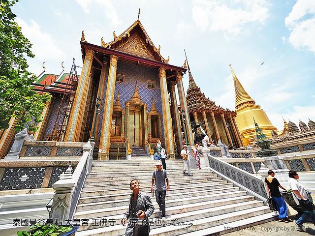 泰國曼谷景點 大皇宮 玉佛寺  79