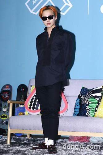 G-Dragon - Airbnb x G-Dragon - 20aug2015 - dongA - 09