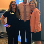 Student and Youth Travel Association Executive Director Carylann Assante, Caryn Pepper, & Paul - Orlando, Florida