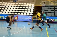 Futsal DUOC UC vs Mercurio Valparaiso