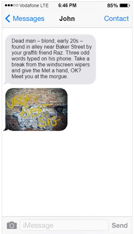 text from John